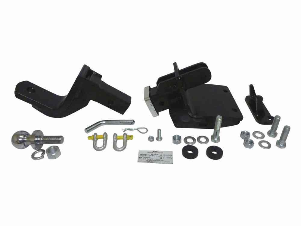 Tow Hitch & Tow Ball 3 5t for Discovery 3 / 4 Range Rover Sport