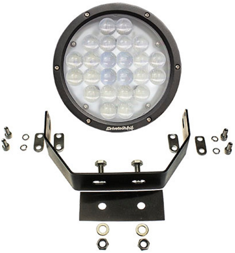Drivetech 4x4 9 Inch LED Driving Light Combination Beam