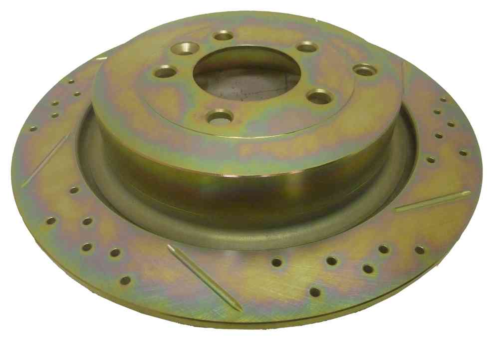 UPTO 2007 MODEL YEAR FRONT DISCS /& PADS GENUINE DISCOVERY 3