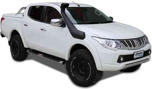 Safari Snorkel for Mitsubishi Triton MQ 2.4L Turbo Diesel 2015 on SS662HF