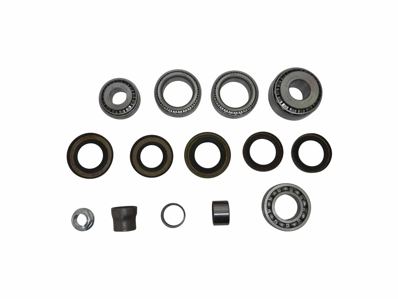 front differential bearing kit suitable for hilux kun26 ggn25