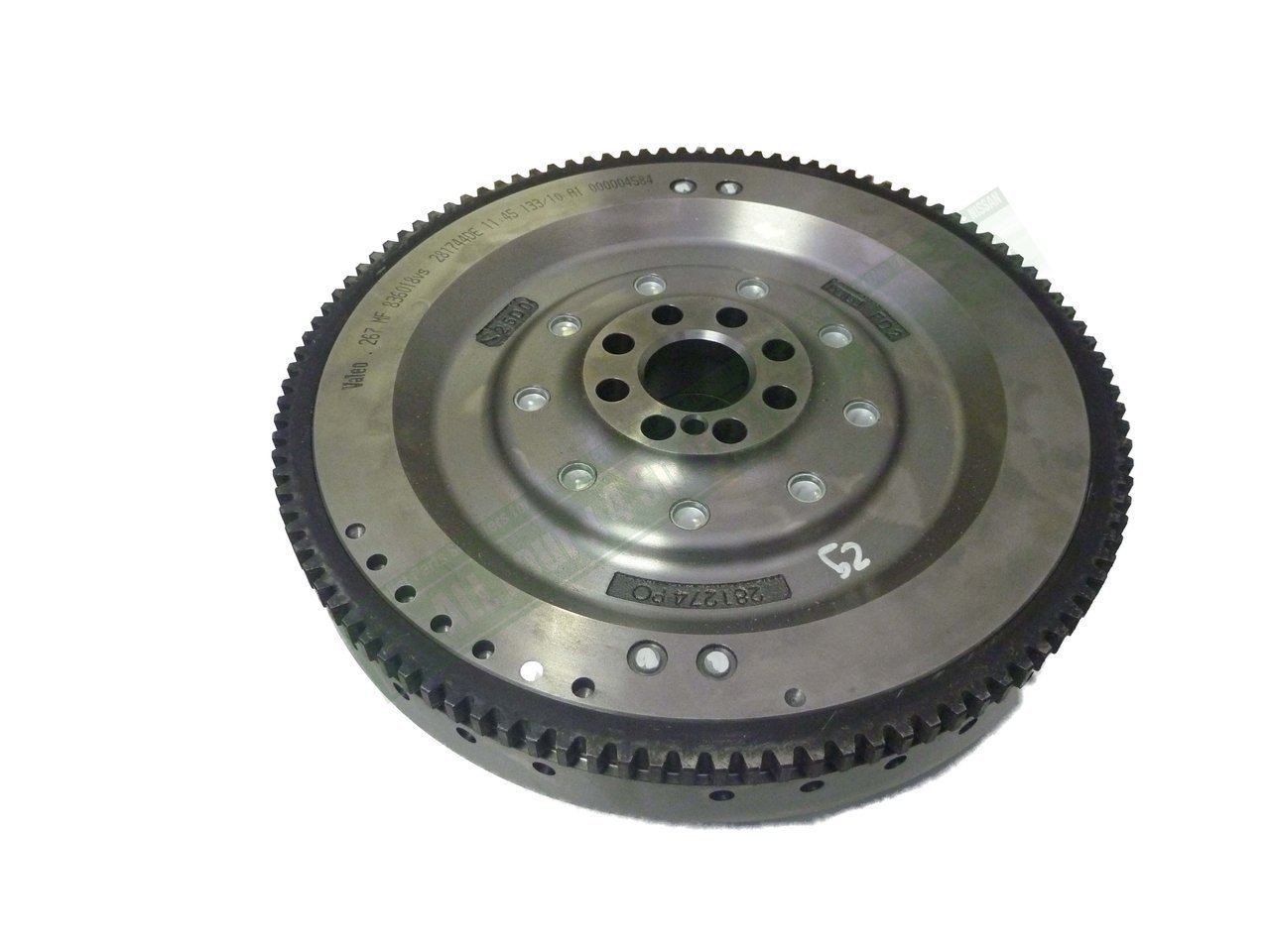 Flywheel And Clutch Kit Spigot Suitable For Land Rover Discovery 2 Defender Td5
