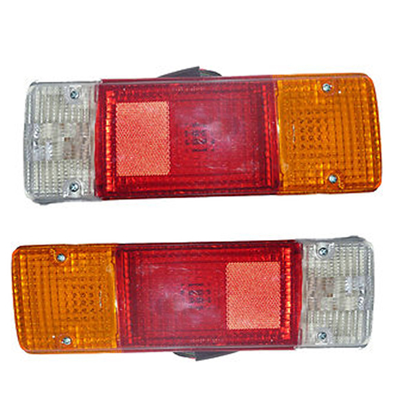 Universal 2 X Rear Tail Lights Lamps Suitable For