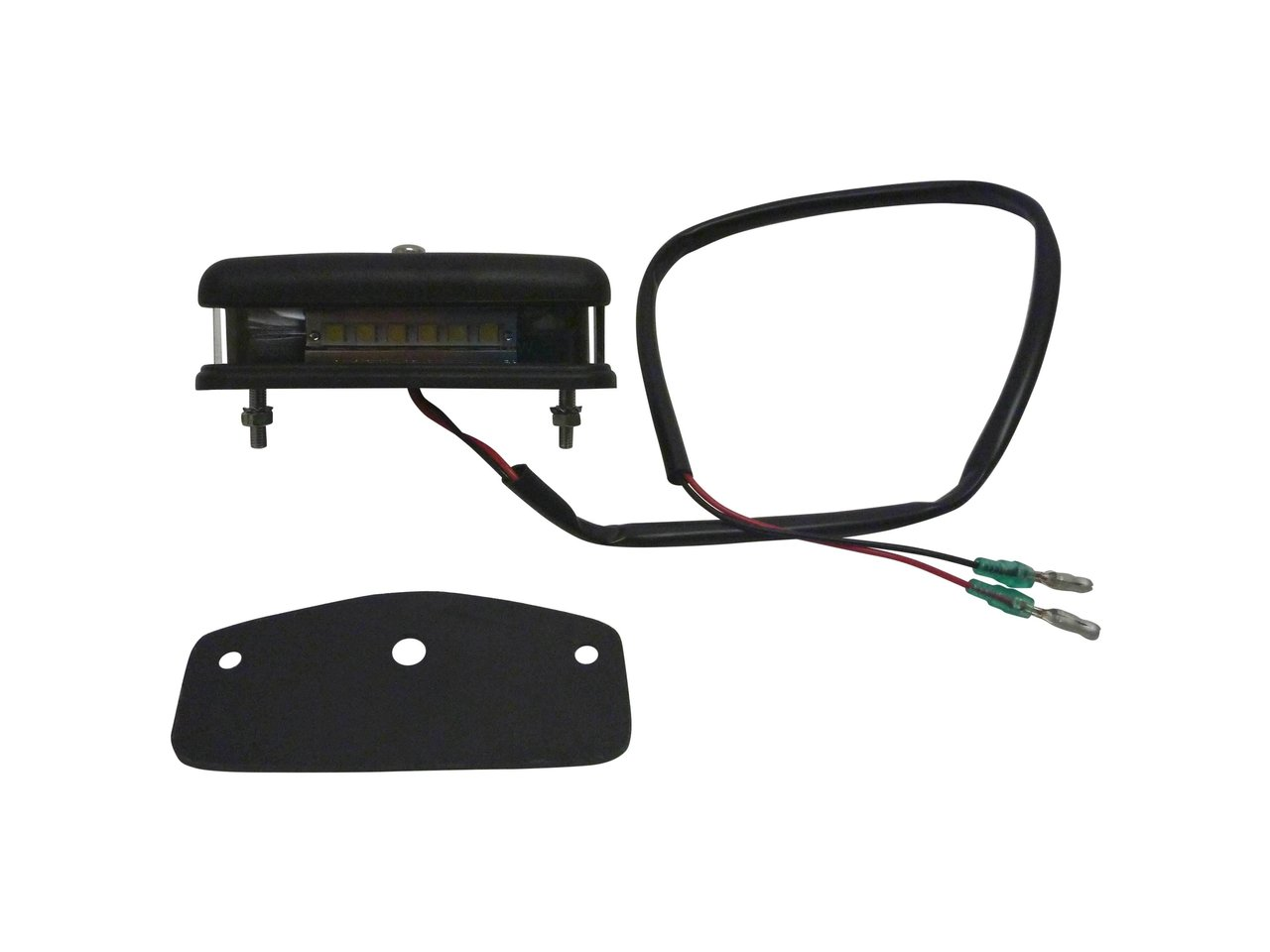 Led Number Plate Lamp For Defender County 110 90 Series 2 2a 3