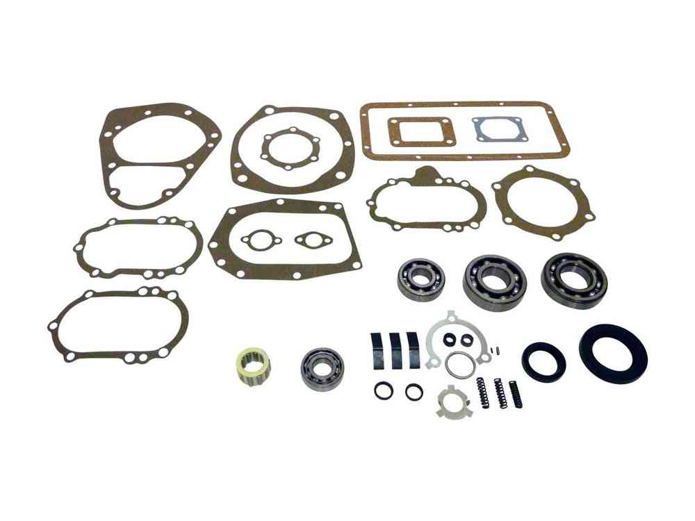 2A /& 3 Steering Box Overhaul Kit Land Rover Series 2
