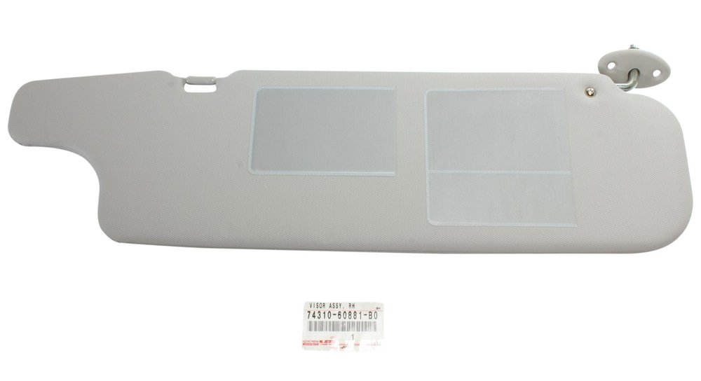 GENUINE Toyota Prado GRJ120 KDJ120 KZJ120 Interior Sunvisor Left Hand