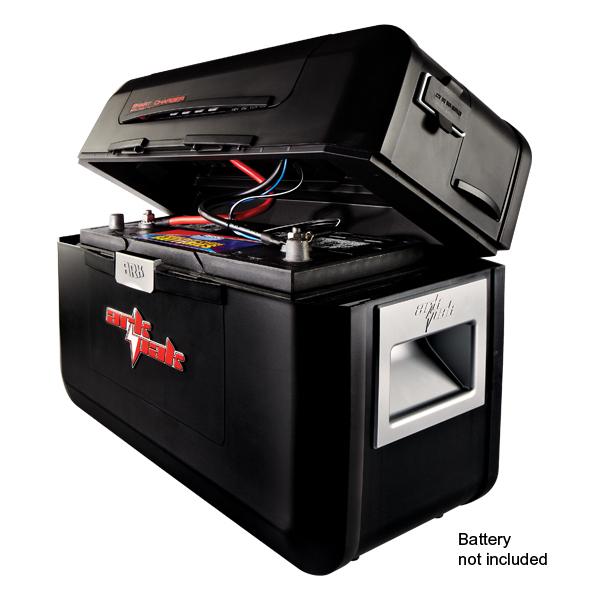 ark pak 715 12v 240v portable power bank inverter anderson. Black Bedroom Furniture Sets. Home Design Ideas