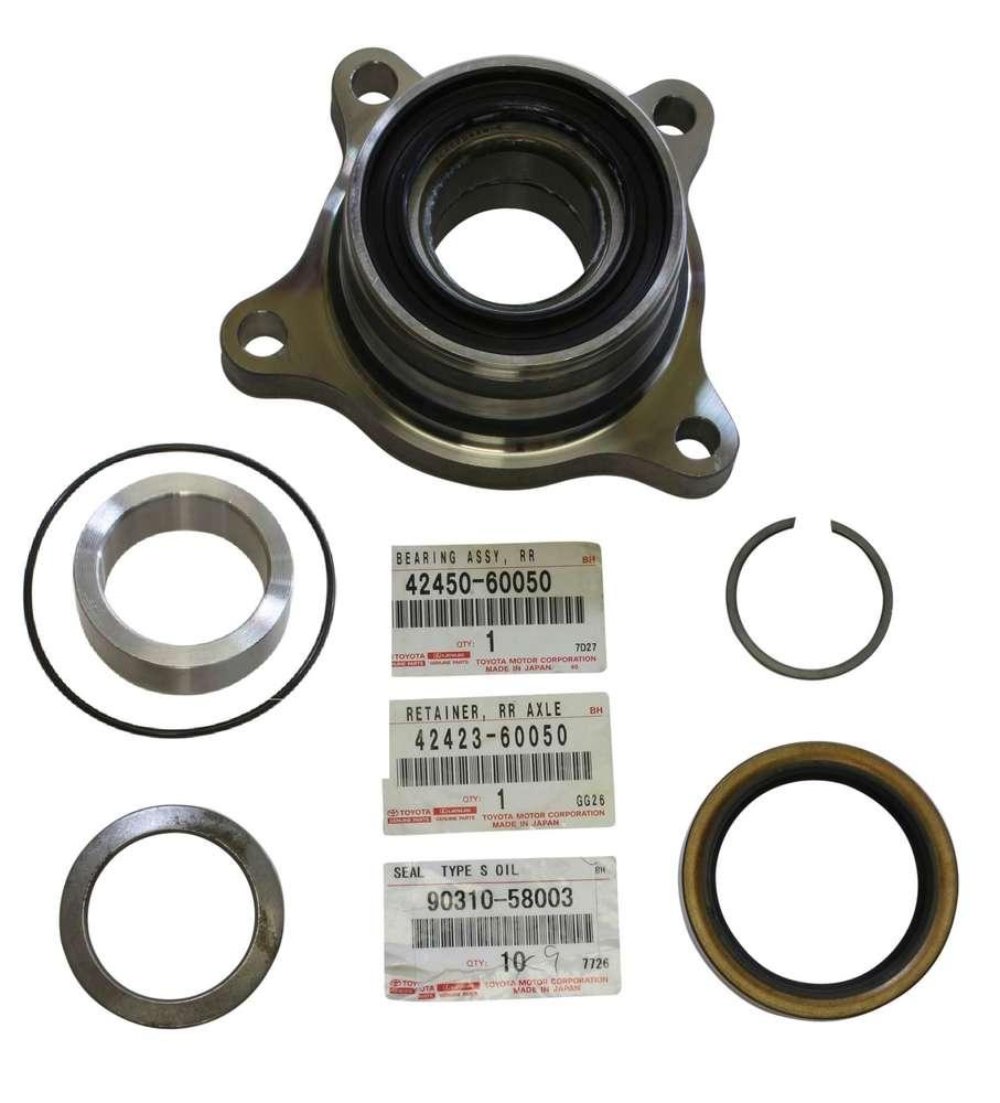 RH Rear Wheel Bearing Hub Kit suitable for Prado 120 150 Series