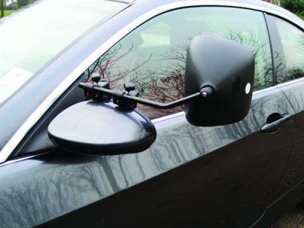 Caravan Towing Mirrors Milenco Grand Aero 3 Xxl 41cm