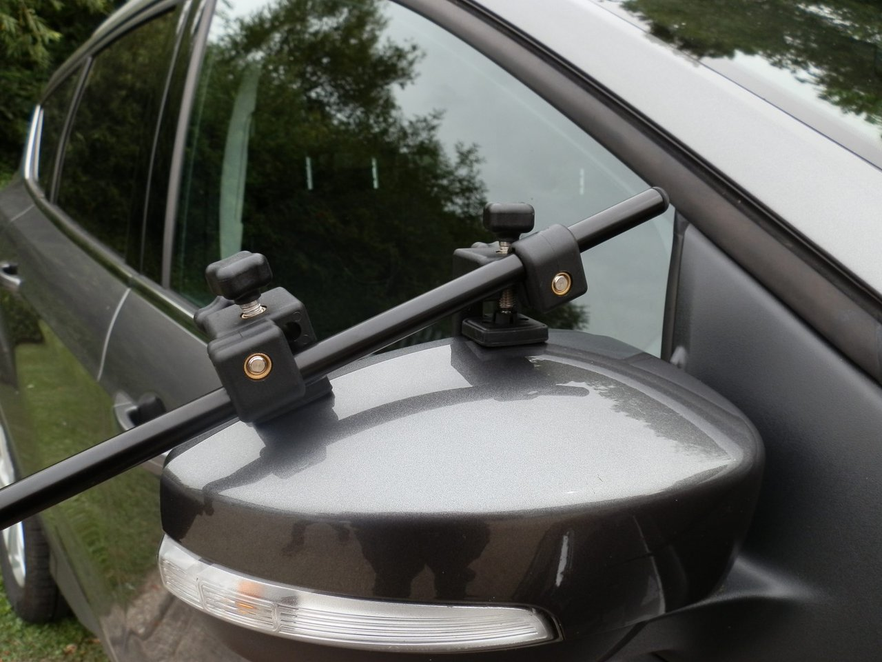 Caravan Towing Mirrors Milenco Aero 3 Extra Wide 41cm