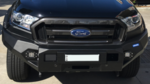 Drivetech 4x4 Rival Alloy Bumper Bull Bar suitable for PX PX2 Ranger 2012 on