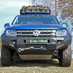 Drivetech 4x4 Rival Alloy Bumper Bull Bar suitable for VW Amarok