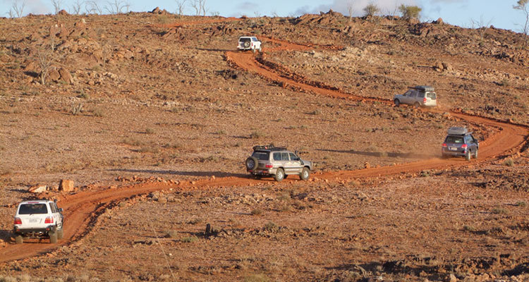 Read entire post: 7 of the best 4wd tracks in Australia