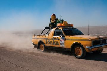 Read entire post: Variety Bash Runs: Doing it for the Kids