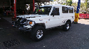 6824 - 11/93, TOYOTA HZJ75 LANDCRUISER, 1HZ, 5SPD, RV
