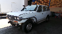 6868 - 08/96, TOYOTA HZJ80 LANDCRUISER, 1HZ, 5SPD, DX