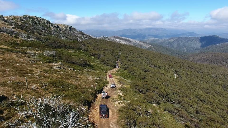 All Four x 4 Spares Blog_7 of the best 4wd tracks in Australia Victoria High Country