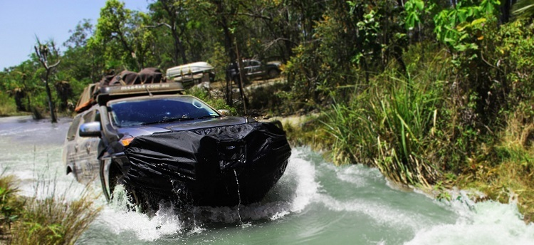 4WD Water Bra Image