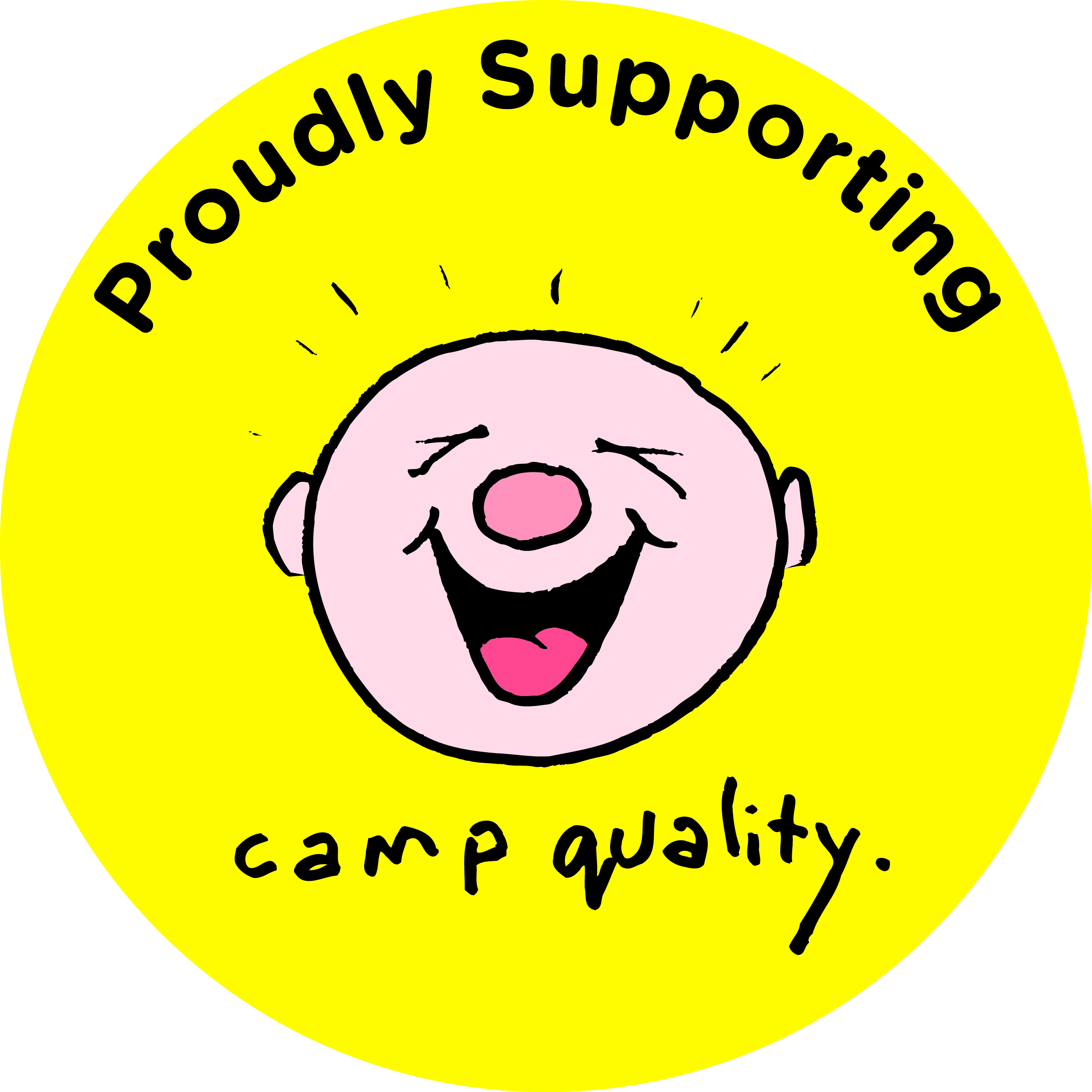Proudly Supporting Camp Quality