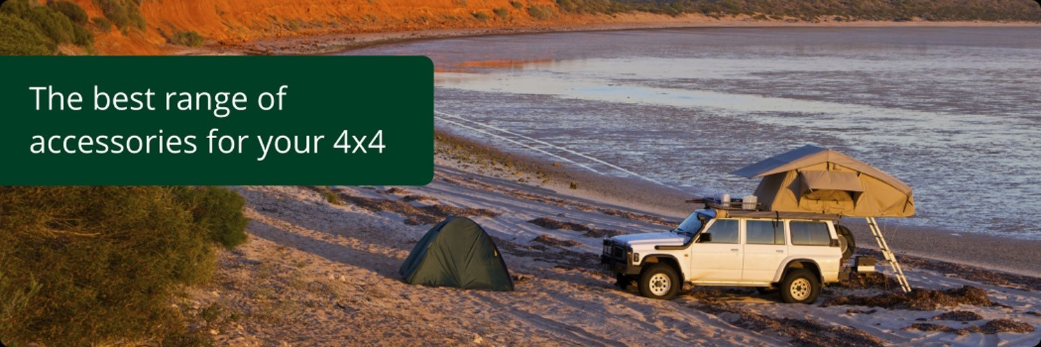 Beach 4wd and Camping